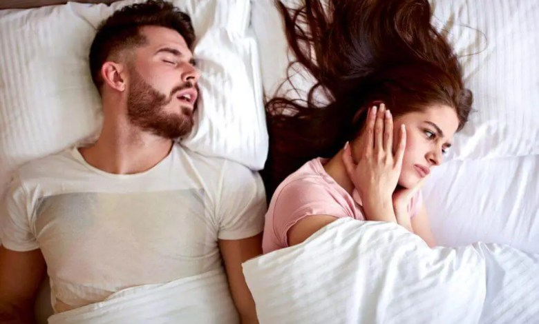 How to stop snoring permanently?