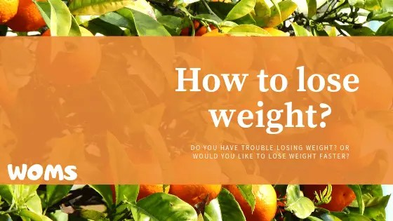 How to lose weight fast without dieting?