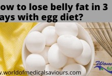 Photo of How to lose belly fat in 3 days?