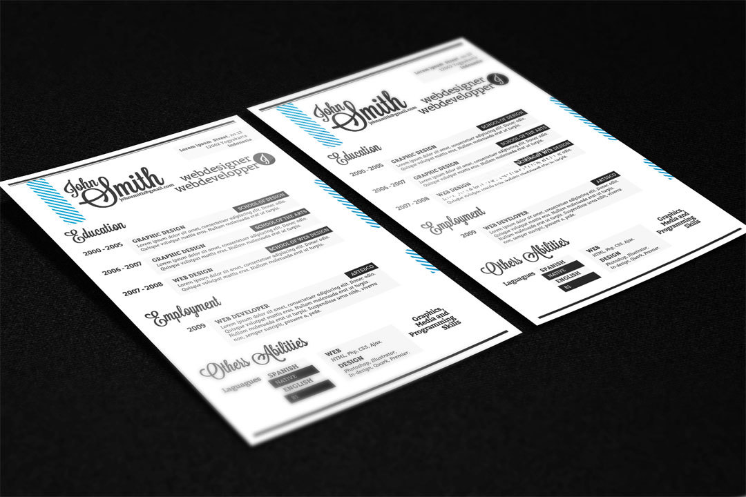 single-page-resume-template-preview