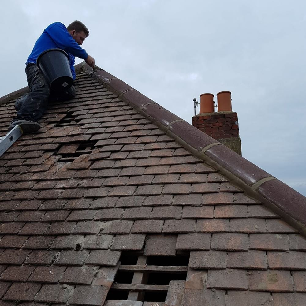 roof repairs london surrey services