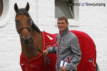 Jos Verlooy's Domino Sold To Audrey Coulter | World Of Showjumping