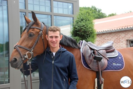 The Next Generation: Jos Verlooy | World Of Showjumping