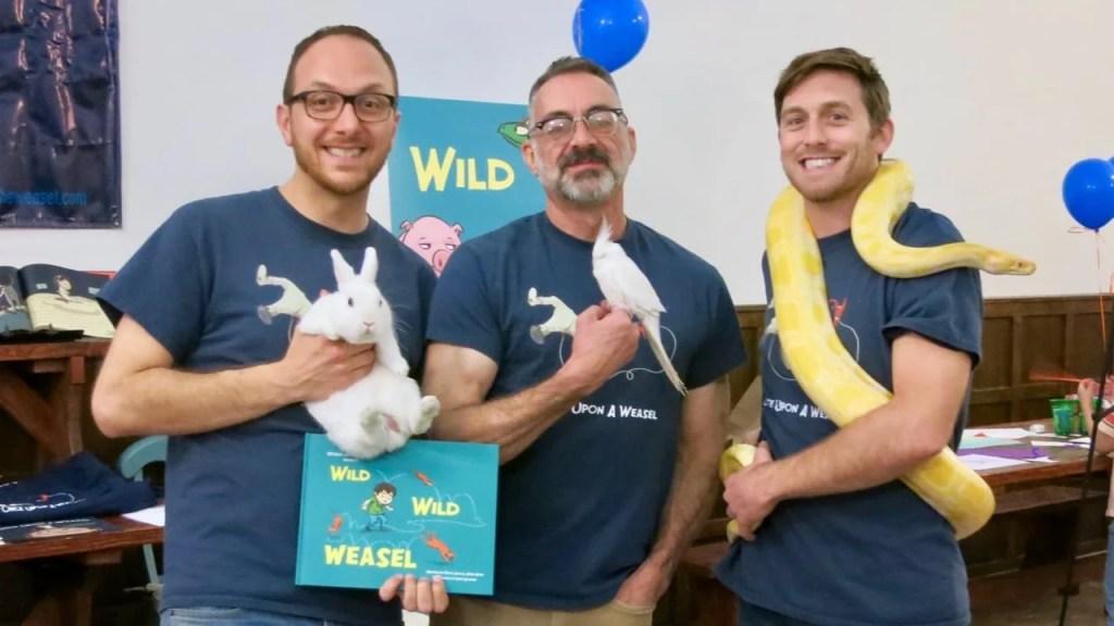WILD Launch Party Pics