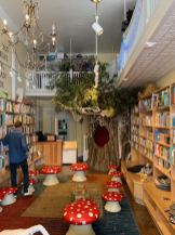 Storytime room at Charlie's Corner