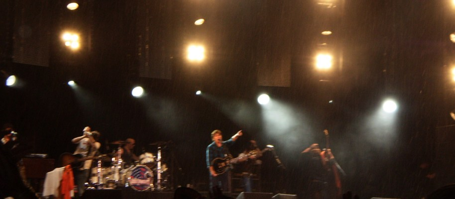 Concertreview: Have You Ever Seen The Rain – Bospop 2010