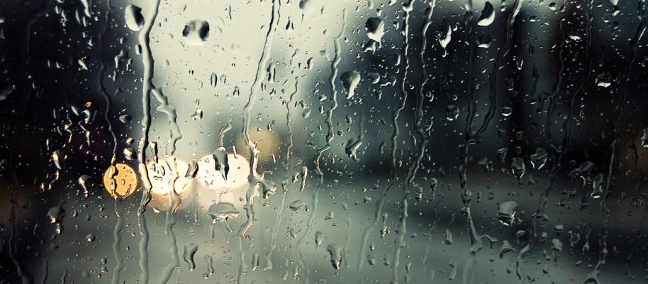 Top 5 over de regen