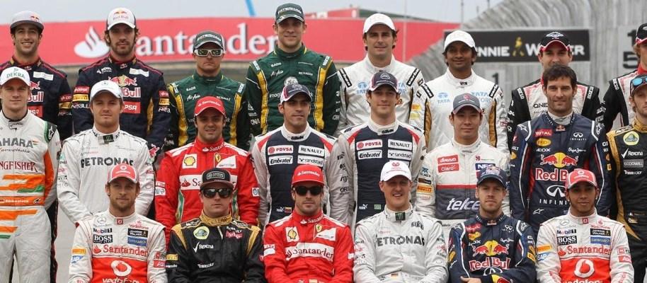 Formule 1 2012: It's a wrap