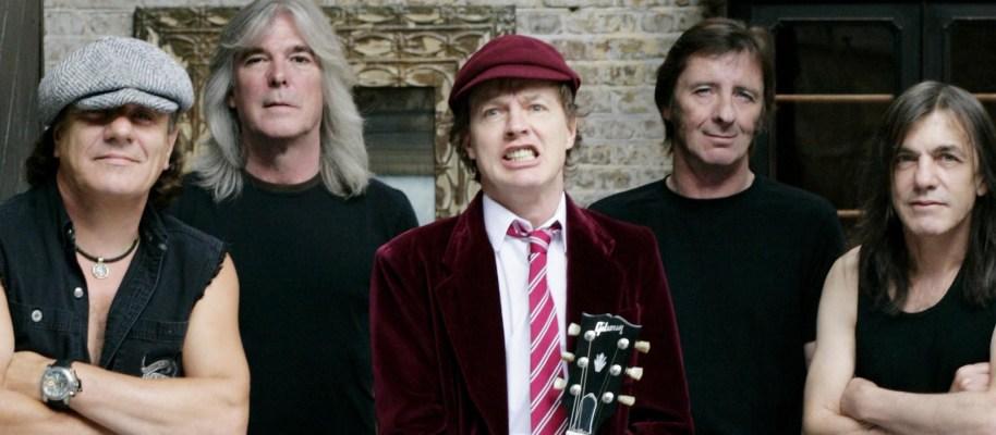 Plaat van de week: AC/DC – Play Ball