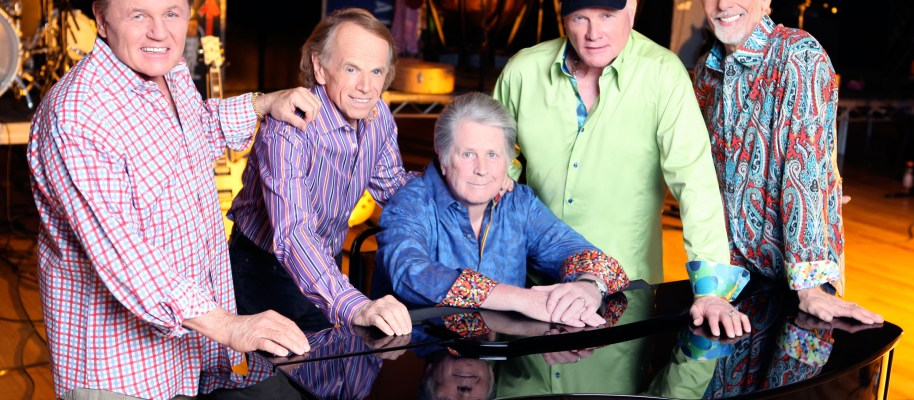 Top 12 van 2012: 9 The Beach Boys – That's Why God Made The Radio