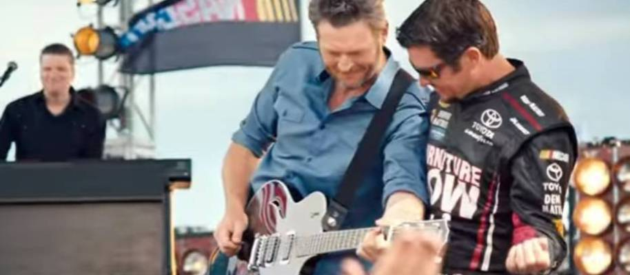 Plaat van de week: Blake Shelton – Bringing Back The Sunshine