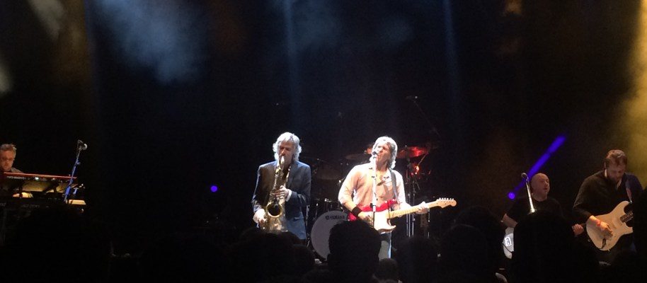 Concertreview: The Dire Straits Experience