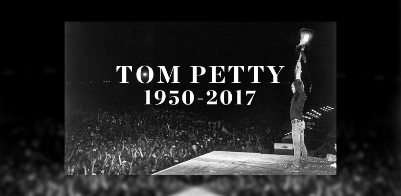"""Music is probably the only real magic I have encountered in my life… It's pure and it's real. It moves, it heals…"" — Tom Petty #RIPTomPetty Een van mijn grootste muzikale helden is niet meer….zijn concert in Amsterdam in 2012 is een van de beste die ik heb gezien! #tompetty"