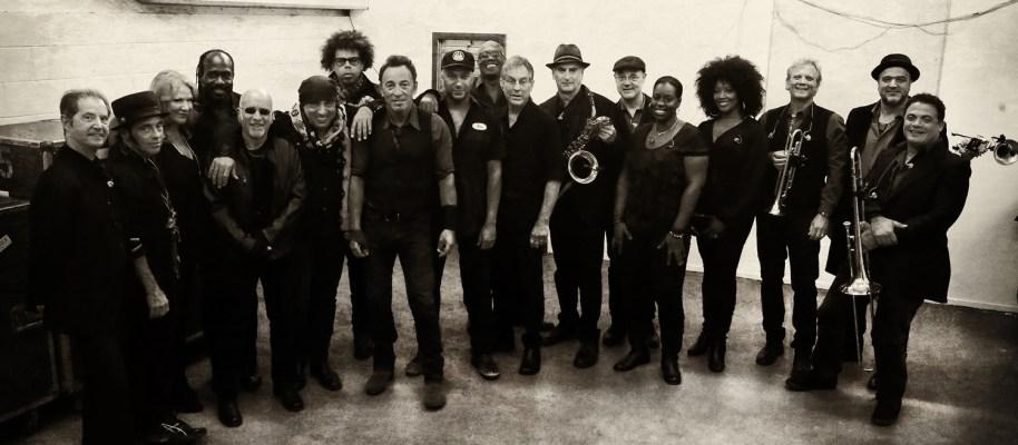 Plaat van de week: Bruce Springsteen & The E Street Band – (Love Is Like A) Heatwave (12-02-2014)