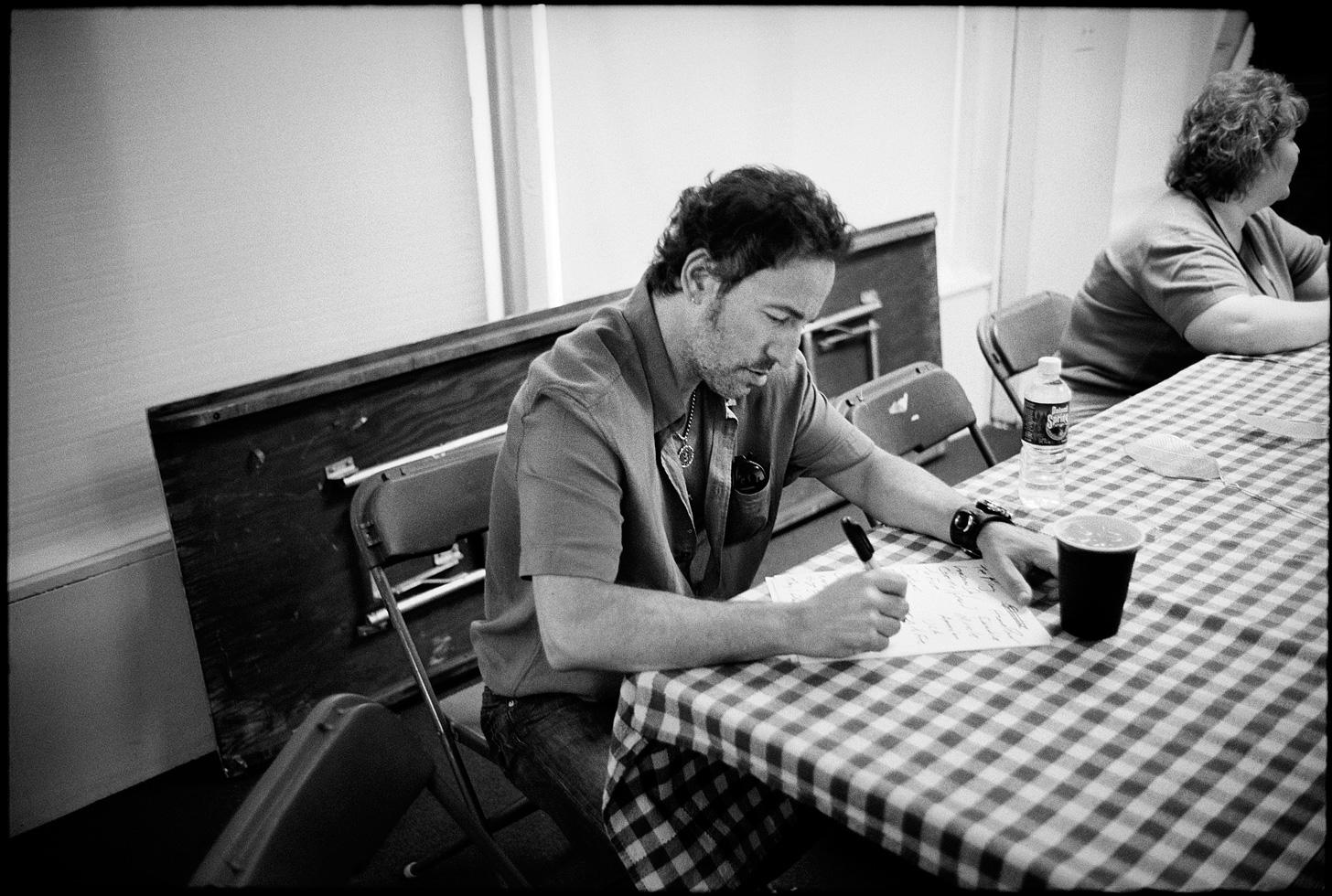 #Springsteen Songs: Lonesome Day