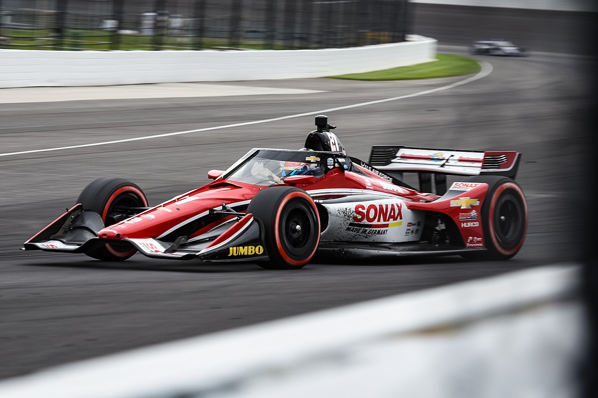 IndyCar 2021: 15 mei 2021 RINUS VEEKAY