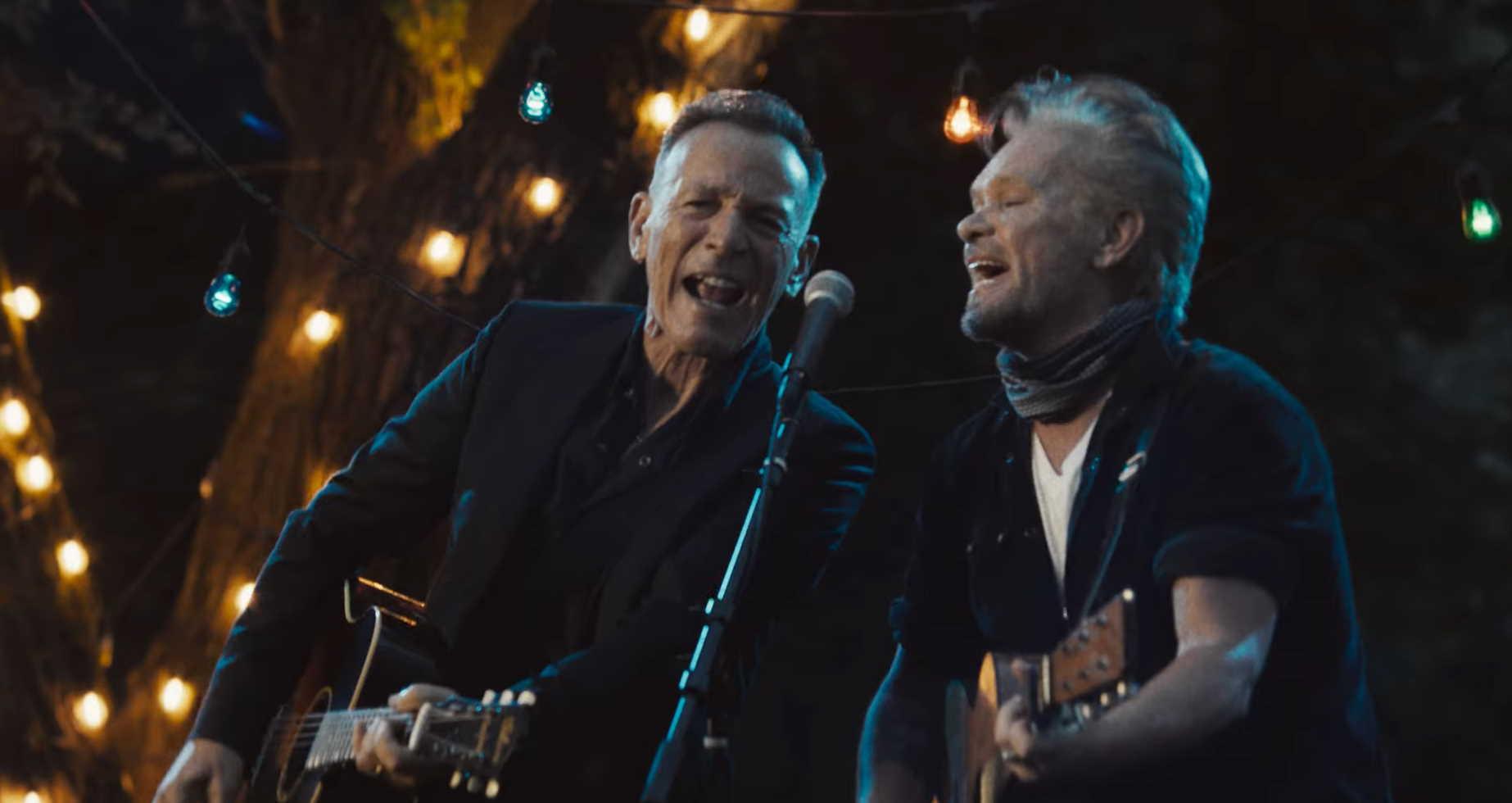 Plaat van de week: John Mellencamp & Bruce Springsteen – Wasted Days