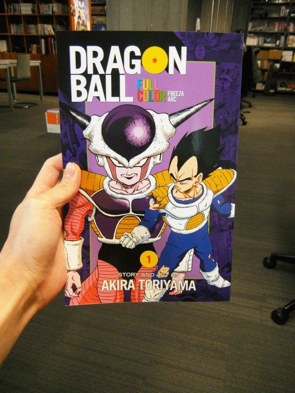 dragon ball freeza saga recoloured release 2016
