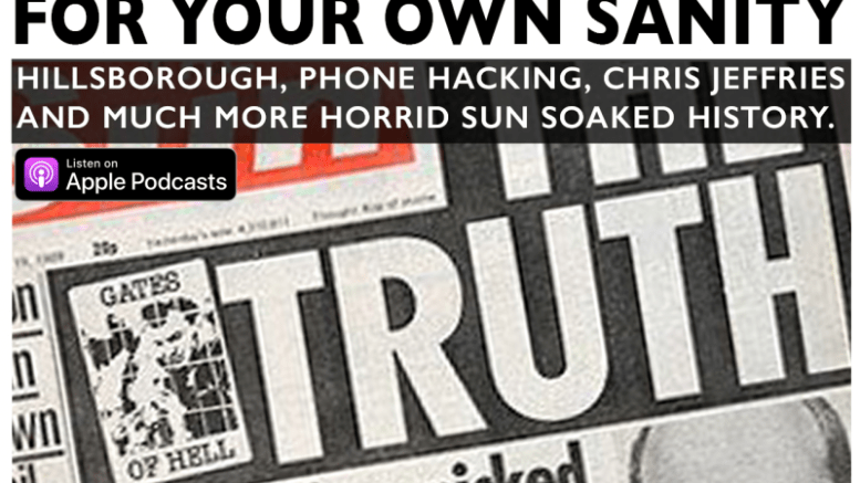For your own sanity stop reading the sun