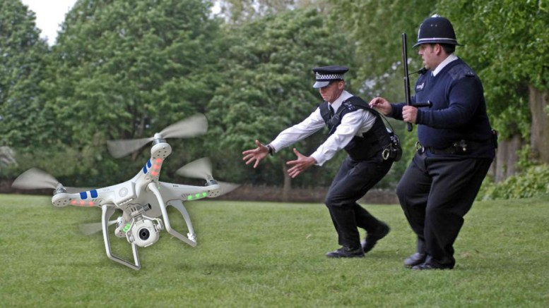 The Gatwick Drone incident was not the first time