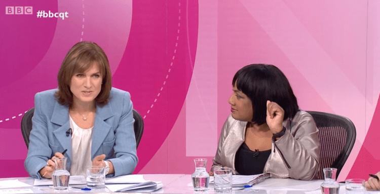 BBC Question Time 17/01/2019 - Bruce Grills Abbott