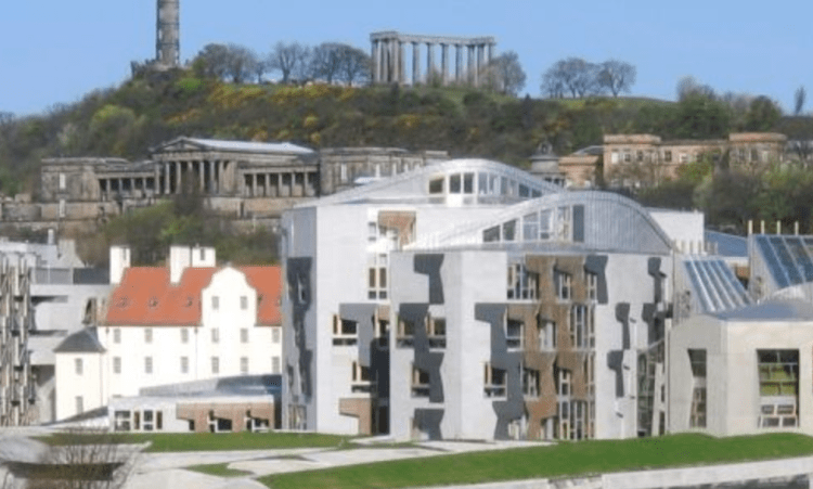 HOlyrood - Scottish Government building - Scottish Government release Damning FOI documents detailing 'deep disappointment'