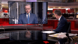 The impossible COVID19 testing claims of Micheal Gove on todays Andrew Marr show
