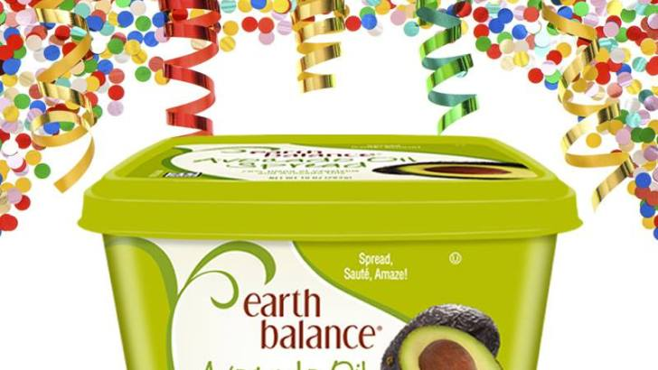 Avocado Oil Spread from Earth Balance