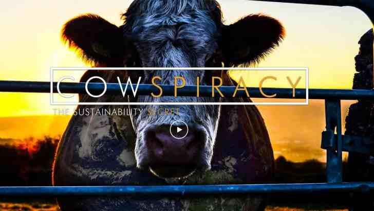 Watch Cowspiracy on Netflix!