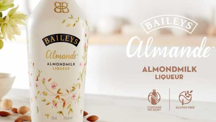 Vegan Baileys? Yes! Meet: Baileys Almonde