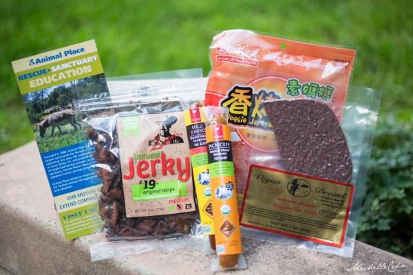 vegan jerky snack pack vegan republic