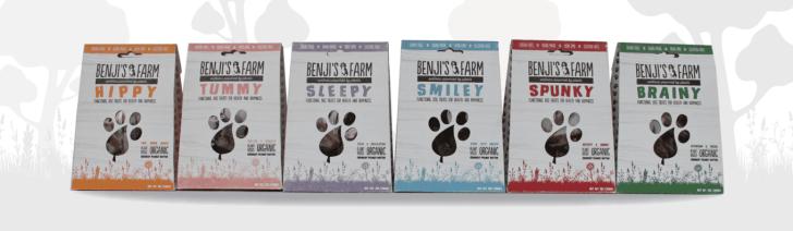 Benji's Farm Vegan Dog Treats