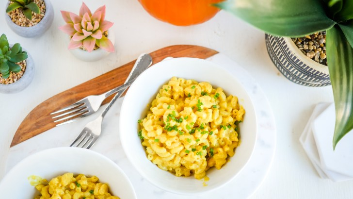 The Best Vegan Mac and Cheese—That's Actually Healthy!