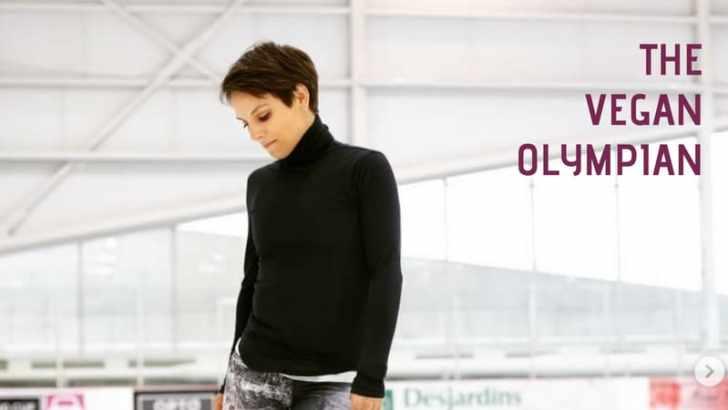 Vegan Olympic Figure Skater Meagan Duhamel Dishes on How She Took Home the Gold On Plants