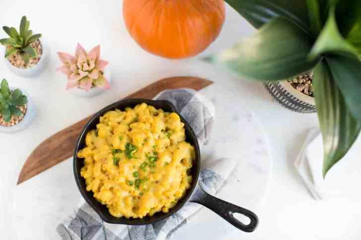 healthy vegan mac and cheese recipe