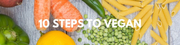 How to Go Vegan Guide: 10 Steps To Becoming Plant-Based | WorldofVegan.com | #vegan #vegetarian