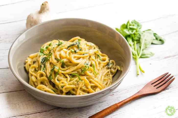 One Pot Pasta   World of Vegan   WorldofVegan.com #vegan #vegetarian #pasta #dinner #recipe #food