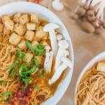 Vegan Ramen Soup Recipe With Lotus Foods Rice Noodles