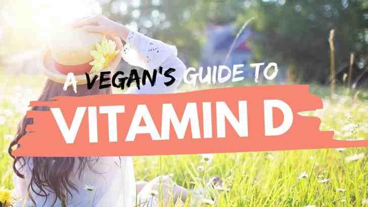 Vegan Vitamin D: Plant-Based Nutrition Guide for Beginners