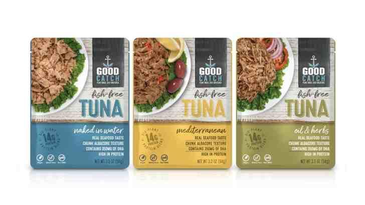 Vegan Tuna Fish Goes Mainstream