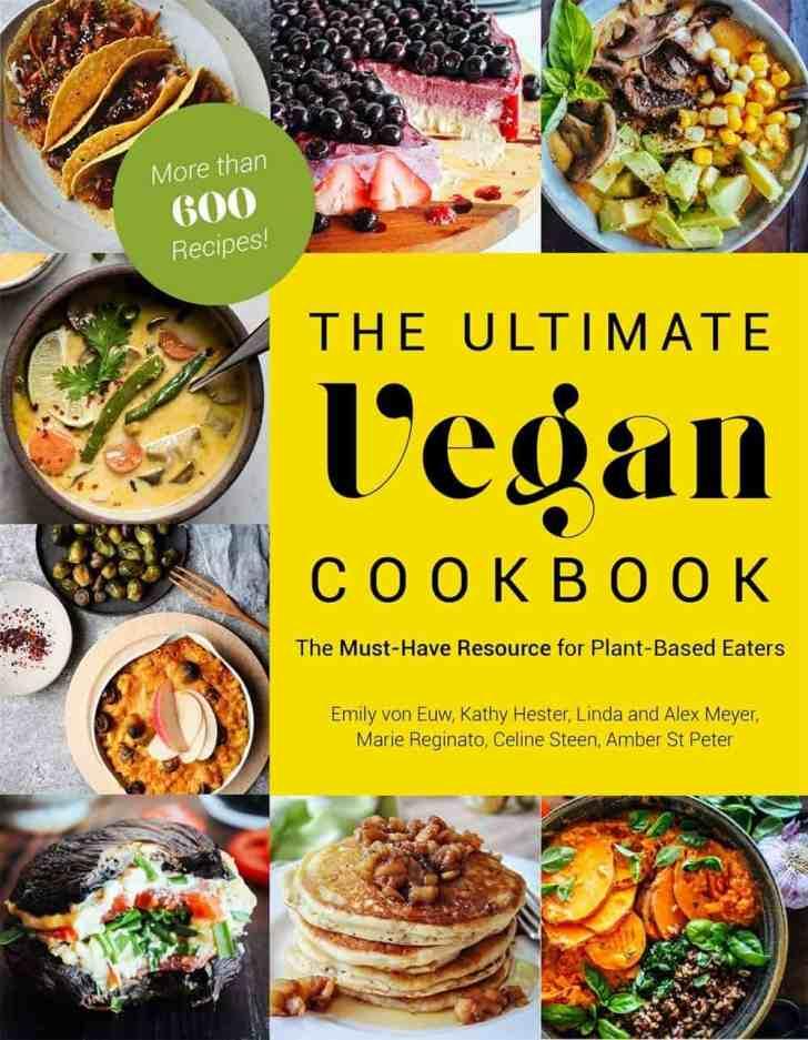 The Ultimate Vegan Cookbook | WorldofVegan.com