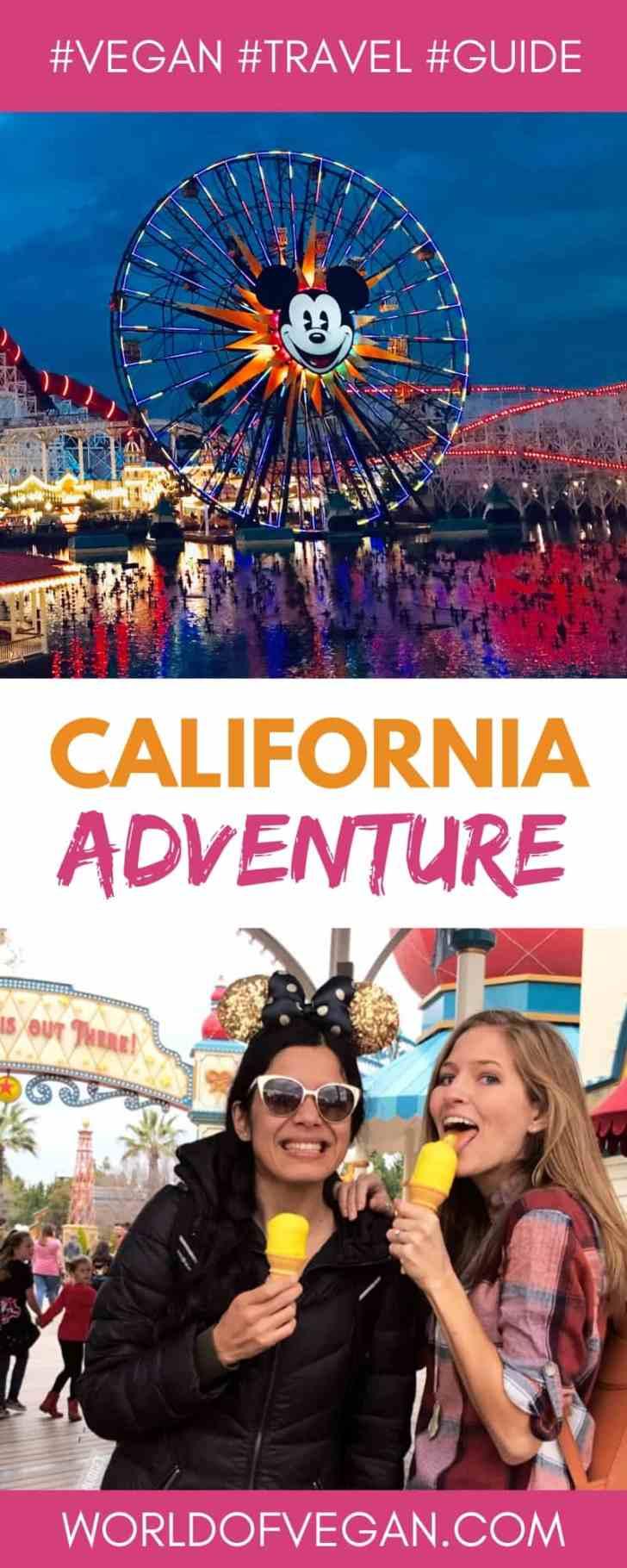 Vegan at Disney California Adventure   WorldofVegan.com #vegan #disney