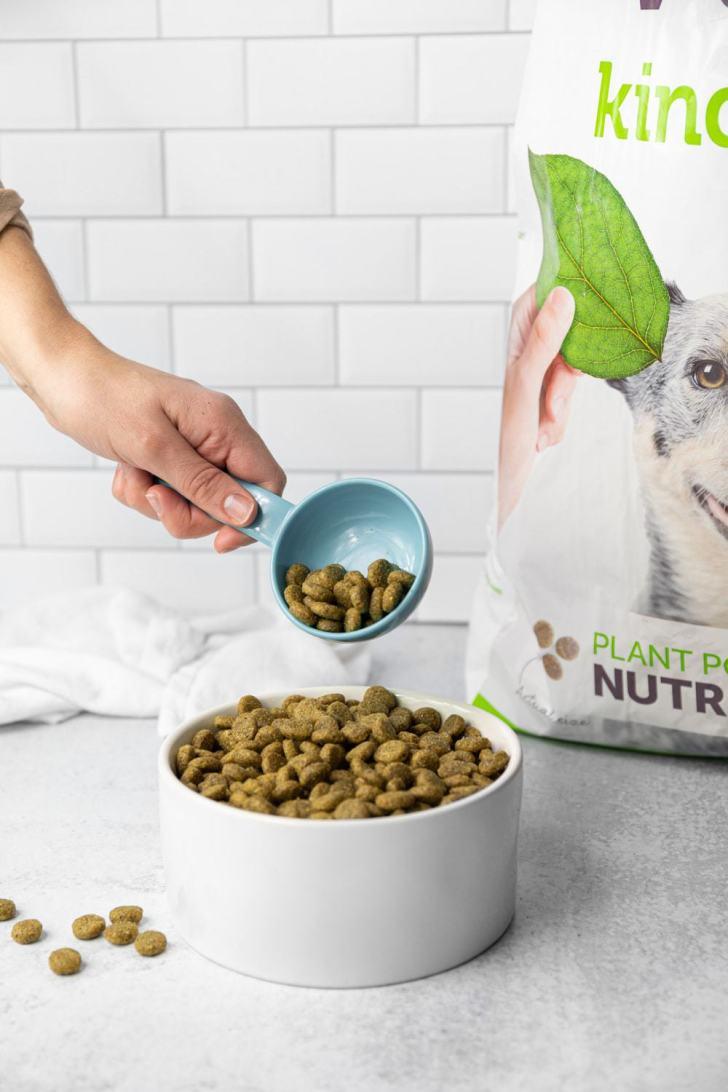 Vegan Dog Food Kibble