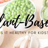 Is A Vegan Diet Healthy for Children?