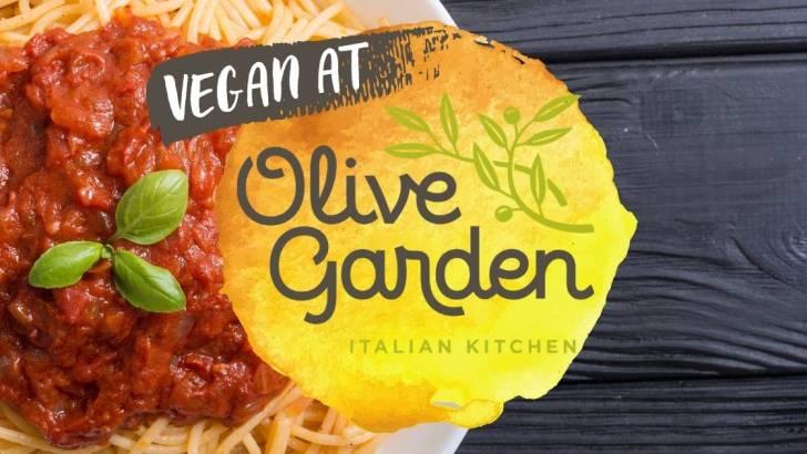 How to Order Vegan at Olive Garden