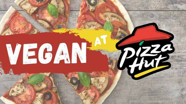 How to Order Vegan at Pizza Hut