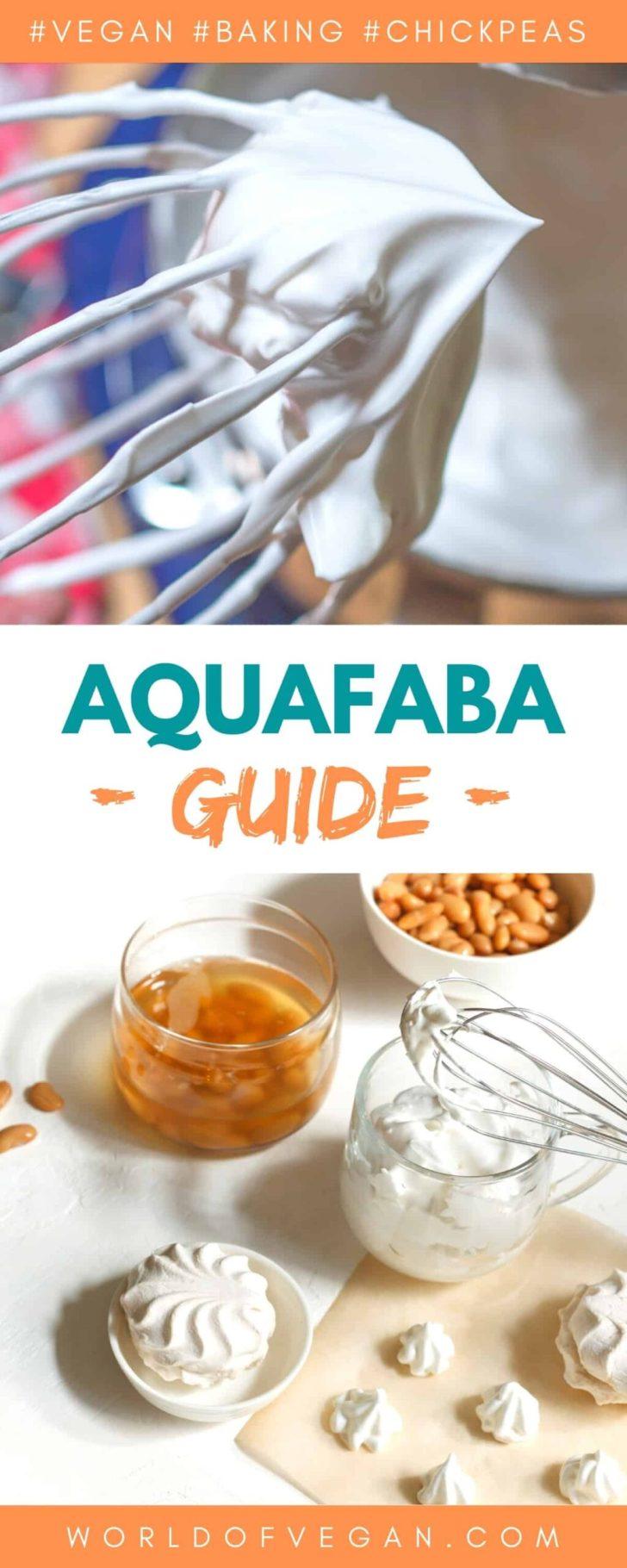 Guide to Vegan Baking With Aquafaba