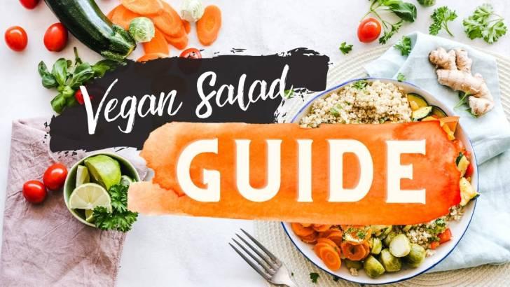 How to Make A Vegan Superhero Salad