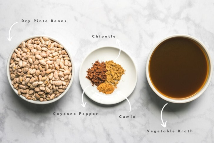 Instant Pot Spicy Beans Recipe