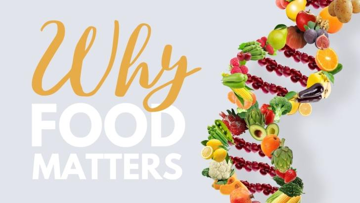 Why Food Matters—Disease Prevention & Treatment Through a Plant-Based Diet